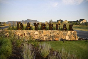 0879 Pictures Daybreak Entrance Photo